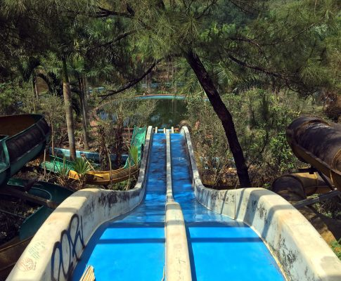 The Abandoned Waterpark